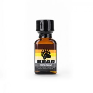 Bear Leather Cleaner 24ml
